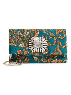 Jimmy Choo titania brocade clutch