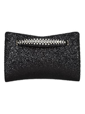 Jimmy Choo Venus galattica glittered clutch