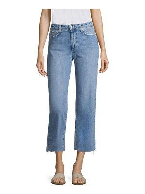 Joe's high-rise cropped jeans