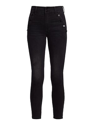 Joe's Jeans high-rise ankle skinny jeans