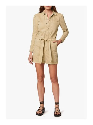 Joe's Jeans The Alexa Romper with Rolled Cuffs