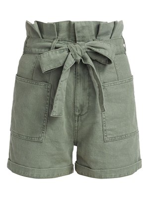 Joe's Jeans the army paperbag shorts
