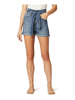 Joe's Jeans The Brinkley Belted Shorts with Rolled Cuffs