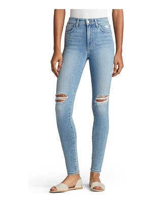 Joe's Jeans The Charlie Distressed Skinny Ankle Jeans