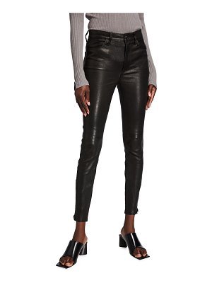 Joe's Jeans The Charlie Leather Ankle Pants