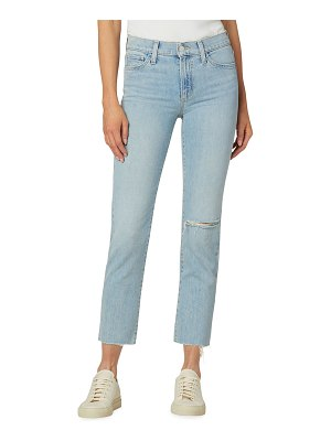 Joe's Jeans The Lara Cropped Mid-Rise Jeans