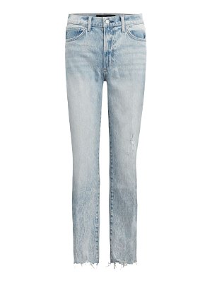 Joe's Jeans the luna cropped straight jeans