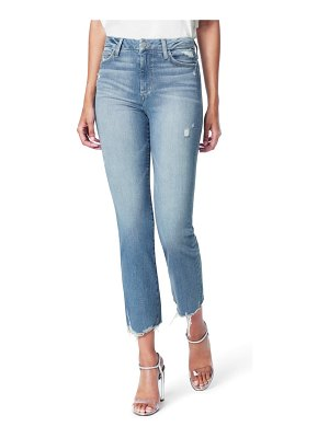 Joe's the hi rise honey high waist crop curvy bootcut jeans