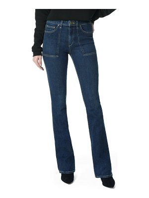 Joe's the high rise microflare jeans