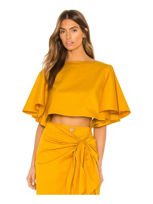 Johanna Ortiz summer haze top