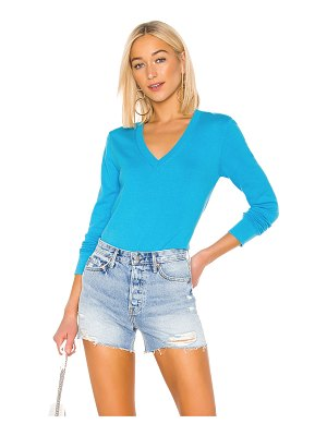 John & Jenn by Line V Neck Sweater