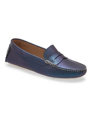 Johnston & Murphy maggie driving loafer