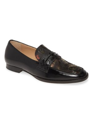 Johnston & Murphy suzanna penny loafer