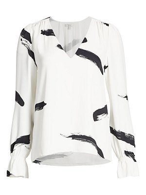 Joie bolona printed blouse