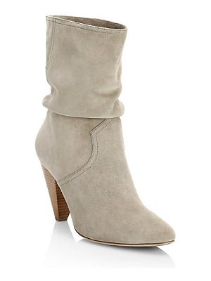 Joie gabbissy slouchy suede booties