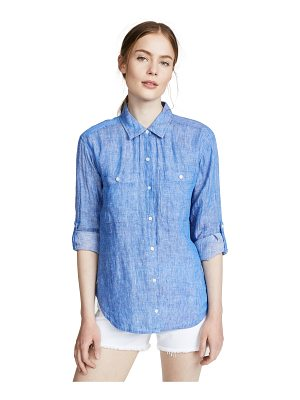 Joie lidelle button down shirt