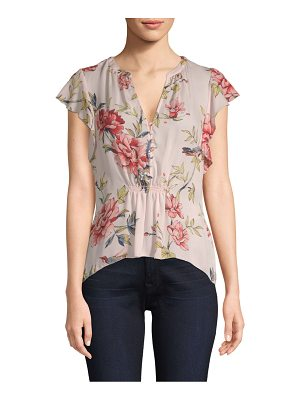 Joie silk floral top