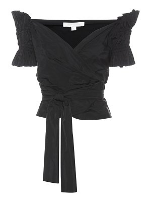 JONATHAN SIMKHAI off-the-shoulder top
