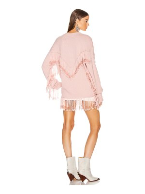 JoosTricot beaded fringe cardigan