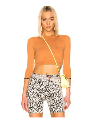 JoosTricot Cropped Sweater
