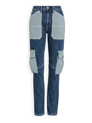 JORDACHE patch jeans