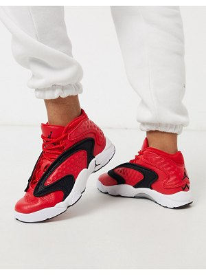 Jordan nike air  og sneakers in red