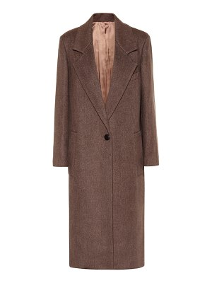 Joseph captain wool-blend coat