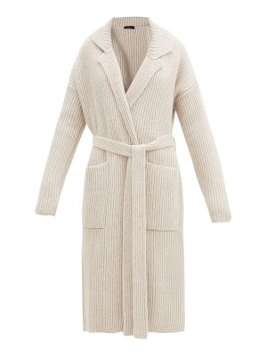 Joseph cote anglaise belted cardigan
