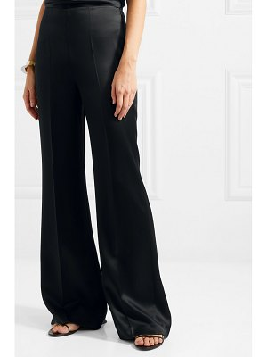 Joseph devyn silk-satin wide-leg pants