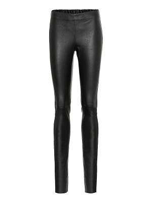 Joseph leather pants