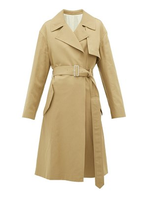 Joseph lewis cotton-blend gabardine trench coat