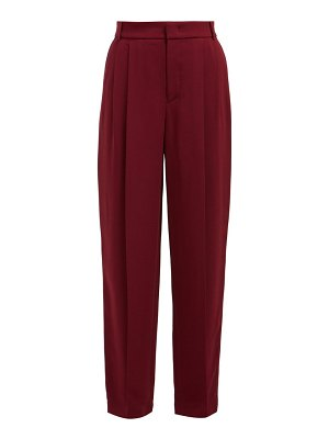 Joseph linn high rise tailored trousers
