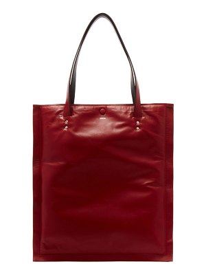 Joseph marcel pillow padded leather tote