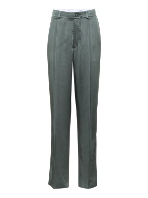 Joseph Silk straight-leg pants