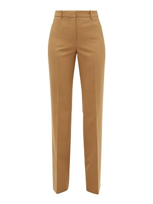 Joseph sloane tailored wide-leg trousers