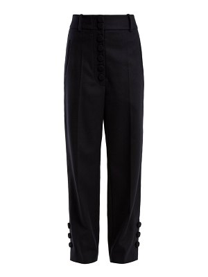 Joseph young wool and cashmere blend trousers