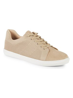 J/SLIDES Low-Top Lace-Up Sneakers