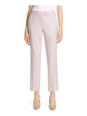 Judith & Charles clive ankle stretch wool pants