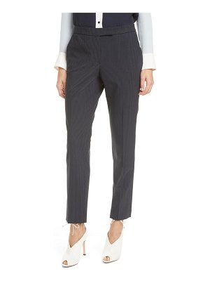 Judith & Charles clive pinstripe trousers