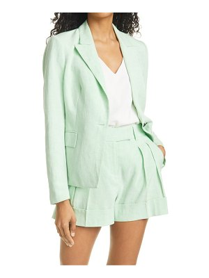 Judith & Charles philip b one-button jacket