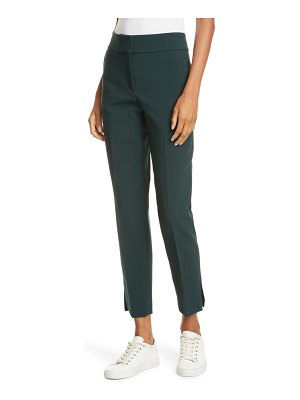 Judith & Charles takashi stretch wool blend ankle pants
