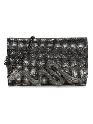 Judith Leiber Couture serpent crystal clutch