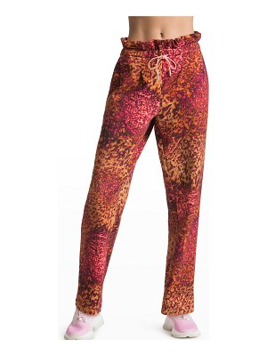 Juicy Couture Paperbag Waist Terry Pants