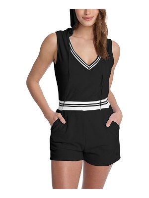 Juicy Couture Sleeveless Hooded Romper
