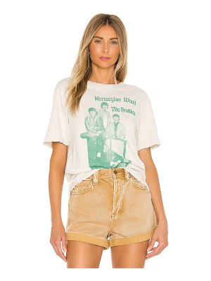 Junk Food beatles norwegian wood tee