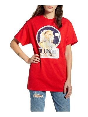 Junk Food blondie heart of glass cotton tee