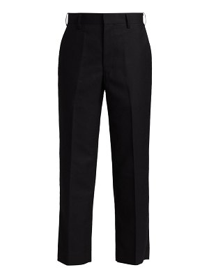 Junya Watanabe cropped stretch-wool pants