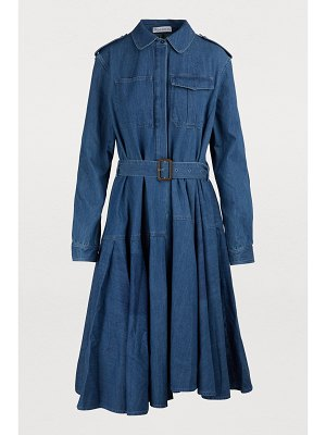 J.W.ANDERSON Belted shirt dress