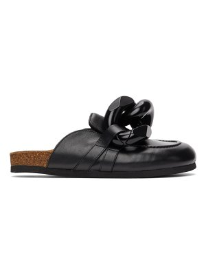 J.W.ANDERSON chain loafers