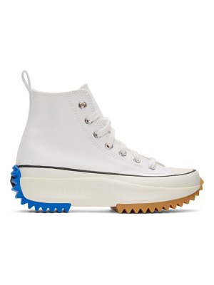 J.W.ANDERSON converse edition run star hike sneakers